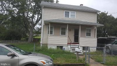 Baltimore Single Family Home For Sale: 2605 Foerster Avenue