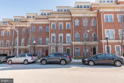Federal Hill Townhouse For Sale: 1319 Covington Street