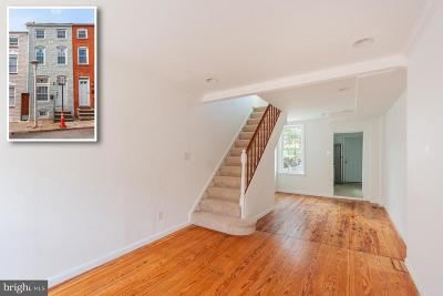 Butchers Hill Townhouse For Sale: 228 S Castle Street