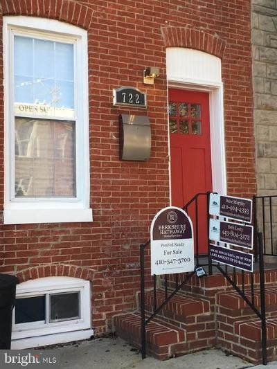 Canton Townhouse For Sale: 722 S Milton Avenue