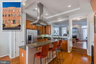 Baltimore City Townhouse For Sale: 2020 Fleet Street