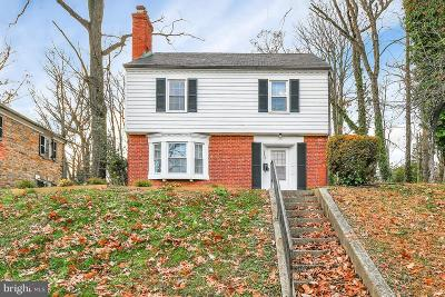 Baltimore City Single Family Home For Sale: 4008 Loch Raven Boulevard