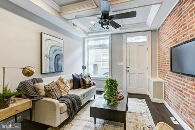 Baltimore City Townhouse For Sale: 719 S Port Street