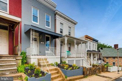 Baltimore Single Family Home For Sale: 3638 Buena Vista Avenue