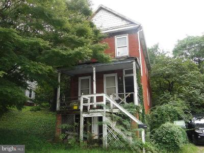 Baltimore Single Family Home For Sale: 1035 Wood Heights Avenue