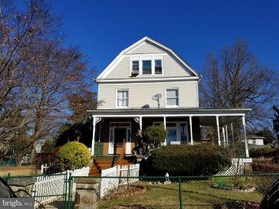 Baltimore MD Single Family Home For Sale: $190,000
