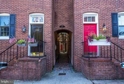 Rental For Rent: 135 W Montgomery Street
