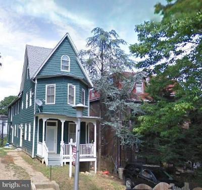 Multi Family Home For Sale: 702 Homestead Street