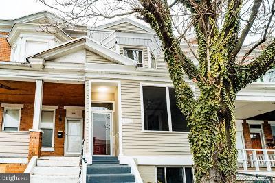 Townhouse For Sale: 3938 Edmondson Avenue