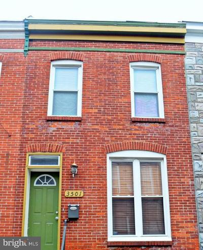 Highland Town Townhouse For Sale: 3501 Leverton Avenue