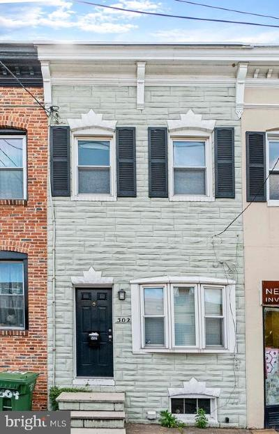 Canton Townhouse For Sale: 502 S Highland Avenue