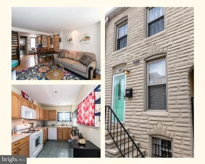 Canton Townhouse For Sale: 622 Port Street