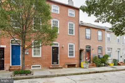 Canton Townhouse For Sale: 921 Binney Street