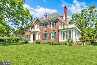 Baltimore Single Family Home For Sale: 312 Overhill Road