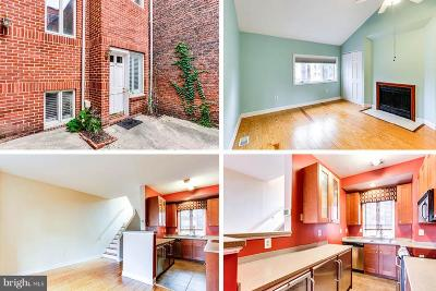 Mount Vernon Condo For Sale: 216 W Monument Street #T-1
