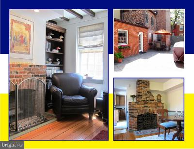Baltimore Townhouse For Sale: 114 Churchill Street E