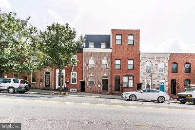 Canton Townhouse For Sale: 3411 O'donnell Street