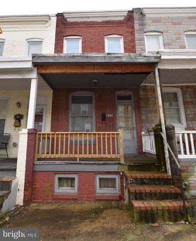 Remington Townhouse For Sale: 413 Fawcett Street