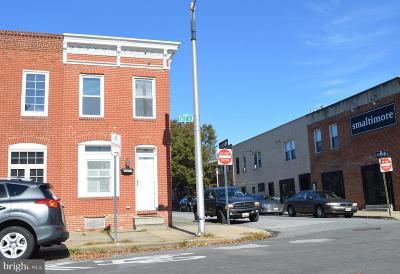 Canton Townhouse For Sale: 2520 Fait Avenue