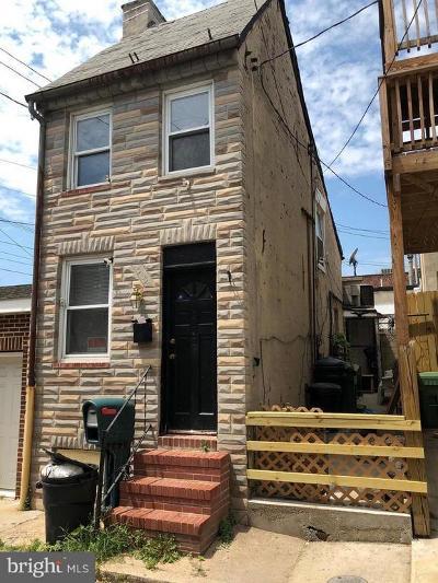 Fells Point Townhouse For Sale: 502 S Chapel Street