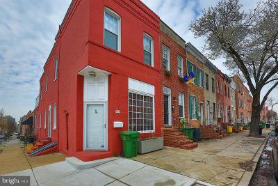 Canton Townhouse For Sale: 842 S Kenwood Avenue