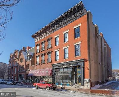 Mount Vernon Townhouse For Sale: 924 N Charles Street