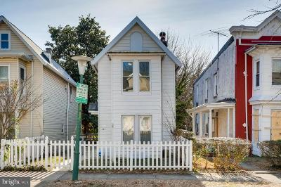 Baltimore City Single Family Home For Sale: 411 Calvin Avenue