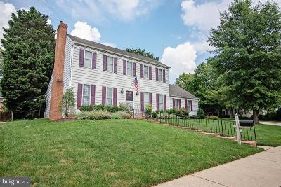 Baltimore City Single Family Home For Sale: 5701 Downing Place