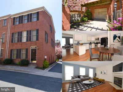 Baltimore MD Townhouse For Sale: $410,000
