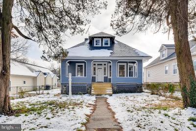 Baltimore Single Family Home For Sale: 3407 Duvall Avenue