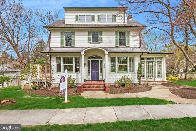 Single Family Home For Sale: 5614 Greenspring Avenue