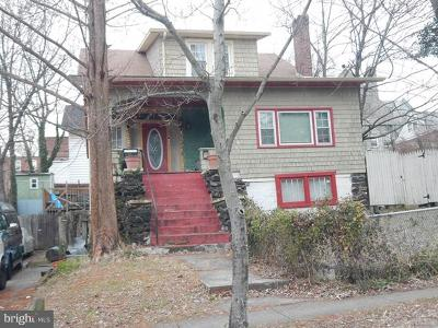 Baltimore City Single Family Home For Sale: 5112 Richard Avenue