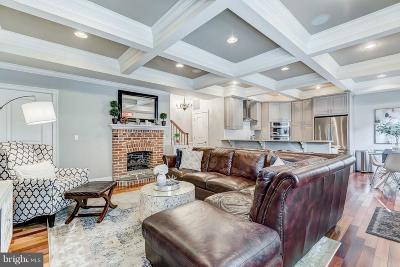 Baltimore City Townhouse For Sale: 804 S Decker Avenue