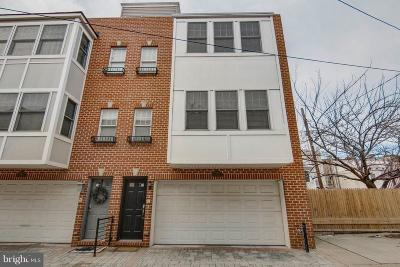 Federal Hill Townhouse For Sale: 1714 Olive Street