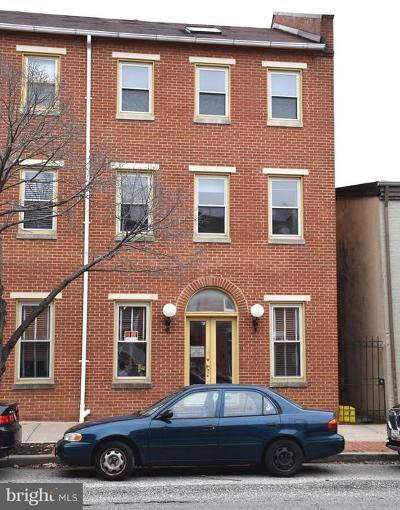 Federal Hill Condo For Auction: 723 S Charles Street #101