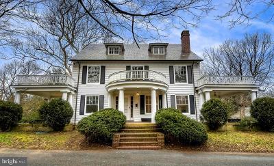 Baltimore Single Family Home For Sale: 112 E Lake Avenue