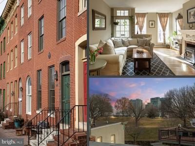 Federal Hill Townhouse For Sale: 220 Warren Avenue