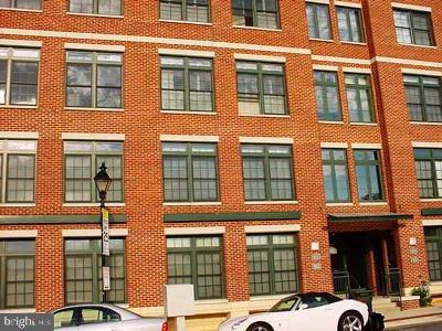 Baltimore City Condo For Sale: 939 S Caroline Street #20