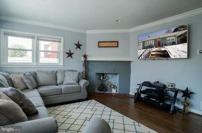 Baltimore Single Family Home For Sale: 413 S Wickham Road