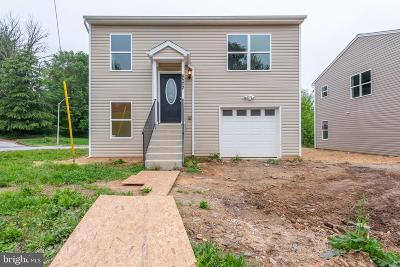 Baltimore Single Family Home For Sale: 4502 Hamilton Avenue