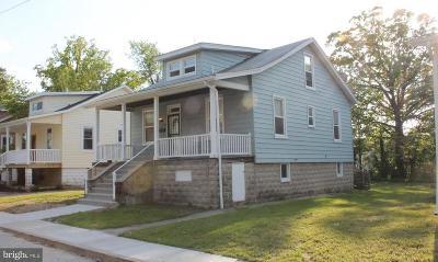 Baltimore Single Family Home For Sale: 4708 Pilgrim Road