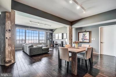 Baltimore City Condo For Sale: 1200 Steuart Street #1812