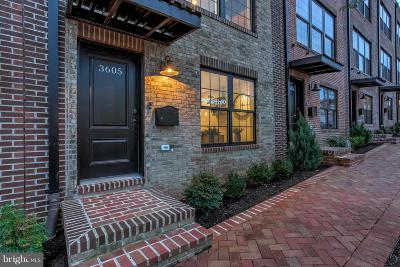 Baltimore City Townhouse Under Contract: 606 Dean Street