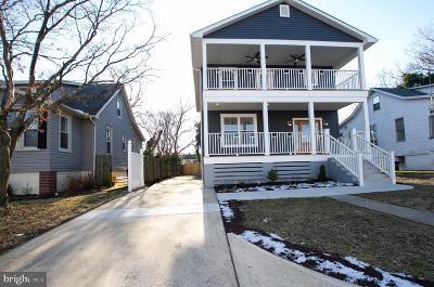 Baltimore Single Family Home For Sale: 3321 Richmond Avenue