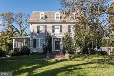 Baltimore Single Family Home For Sale: 900 W Northern Parkway