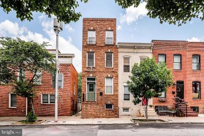 Canton Townhouse For Sale: 828 S Highland Avenue