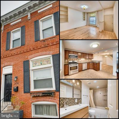 Townhouse For Sale: 104 N Montford Avenue