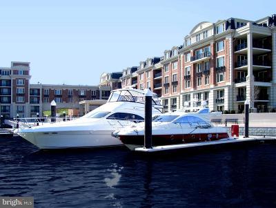 Baltimore City Rental For Rent: 801 Key Highway #264