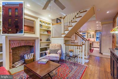 Canton Townhouse For Sale: 3516 Elliott Street