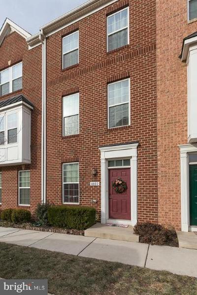 Baltimore Townhouse For Sale: 4602 Fait Avenue